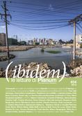 (ibidem) le letture di Planum. The Journal of Urbanism n. 4/2015 | Cover