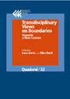 Transdisciplinary Views on Boundaries. Towards a New Lexicon. Luca Gaeta and Alice Buoli (eds.). Fondazione Giangiacomo Feltrinelli 2020 | Cover