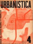 Urbanistica Cover n.4/1938
