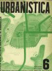 Urbanistica Cover n.6/1939