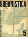 Urbanistica Cover n.5/1936