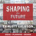 Valsson, Shaping the Future, Fjölvi Publishers, Reykjavik | Cover