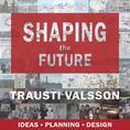 Valsson, Shaping the Future, Fjölvi Publishers, Reykjavik | Cover
